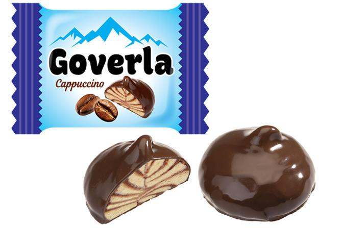 """candy """"HOVERLA CAPPUCINO"""" - sweets"""
