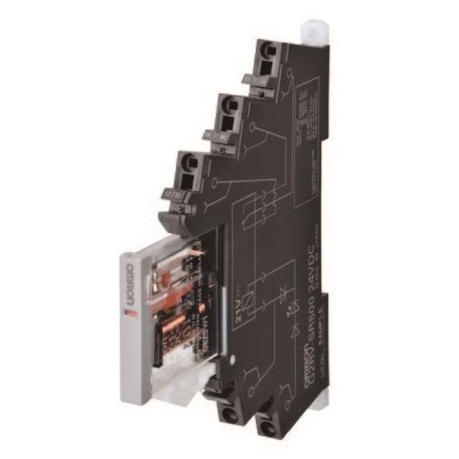 G2RV industrieel insteekrelais - met Push-In Plus-technologie