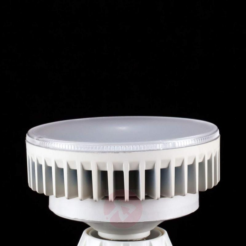 GX53 7W LED lamp with 700lm - cool white - light-bulbs