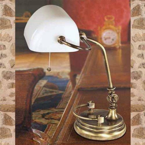 Élégante lampe à poser Figi - Lampes à poser classiques, antiques