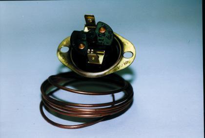 Limiteurs de température à réarmement manuel - Limiteur de temperature LM5 Unipolaire