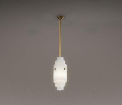1930s ceiling light