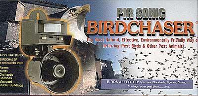 odstraszacz gołębi szpaków ptaków kun łasic szczurów tchórzy