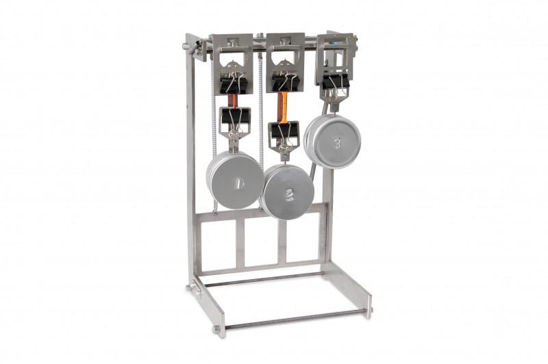Hot Set Test - Test d'élongation à chaud (Hot Set Test) et pression à chaud