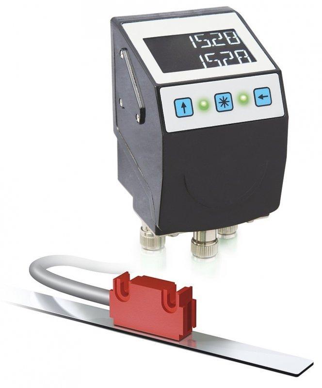 电子式位置指示器 AP10S - 电子式位置指示器 AP10S, 带总线接口,用于直接线性长度测量