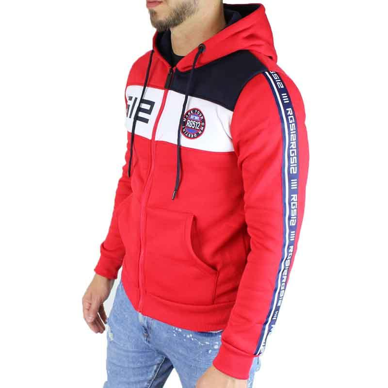 Manufacturer men hooded jacket licenced RG512 - Sweat and Pullover and Jacket
