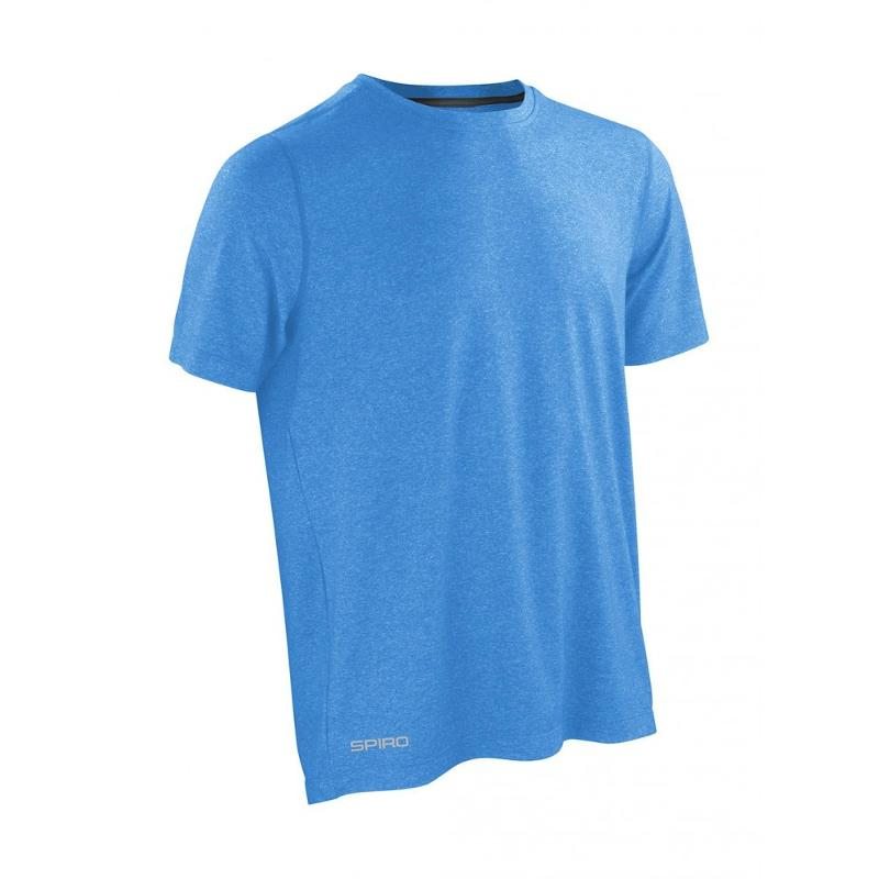 Tee-shirt homme Fitness Shiny - Hauts manches courtes