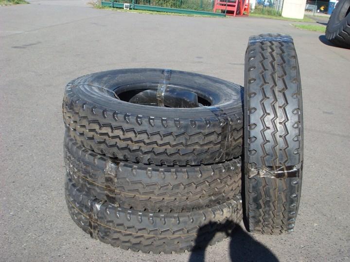 Truck tyres