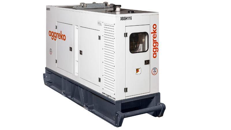 200 Kva Dieselgenerator - Stromerzeugung