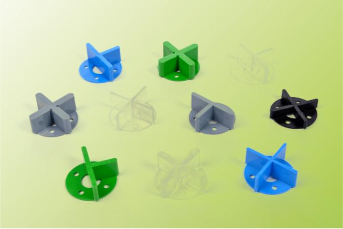 Cross Spacers - with or without base plate