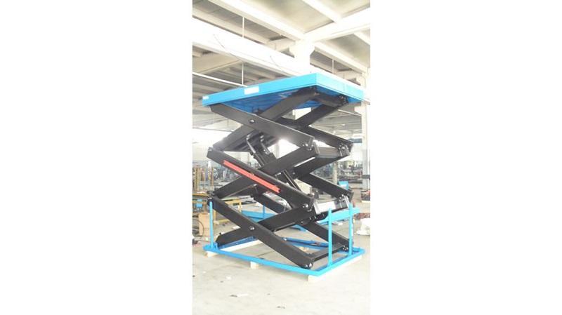 Hydraulic multi Scissor lift -