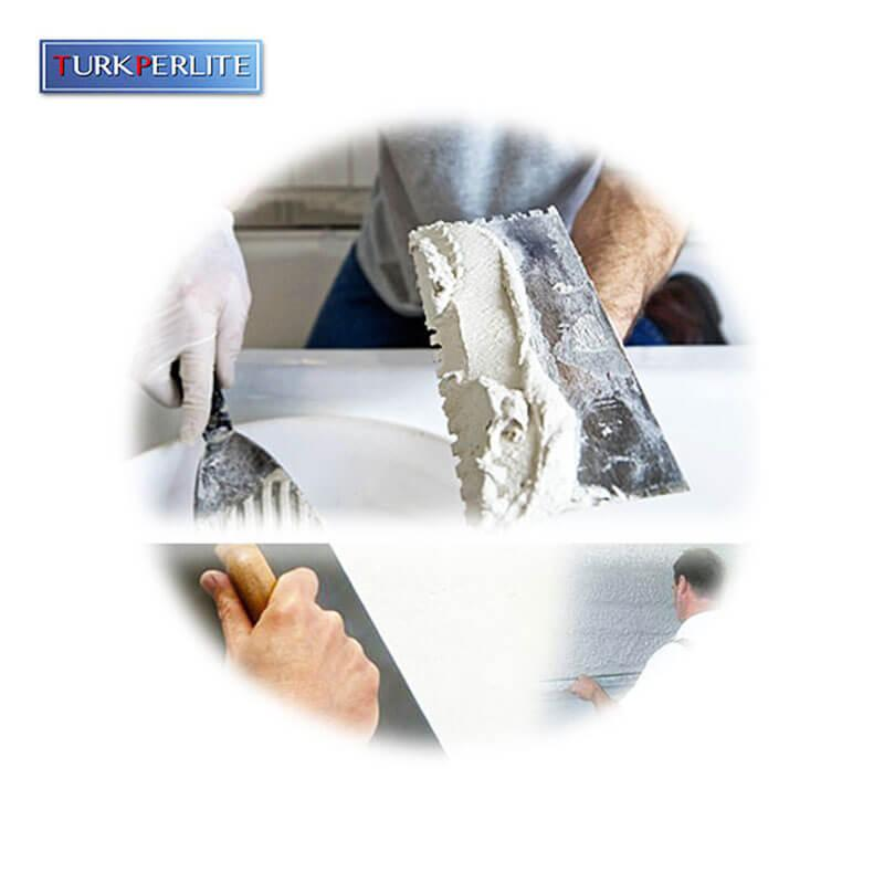 Construction perlite - Perlite has exceptional heat and noise insulation properties