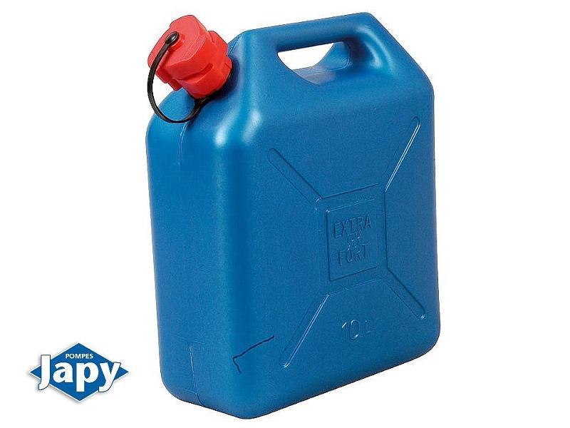 Jerrican plastique - JER20PC - JER10PC et JER5PC - null