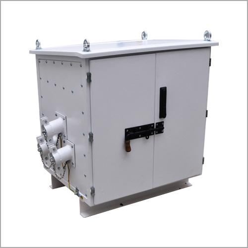 Cable boxes and enclosures for mining -
