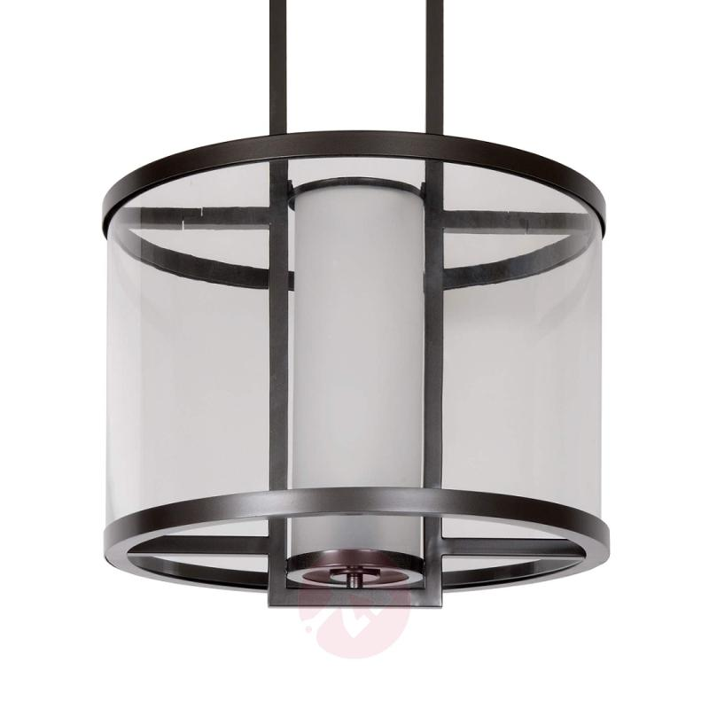 Brunello pendant light - height-adjustable 42 cm - indoor-lighting