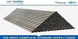 Tubo soldado de titanio - HG56-9
