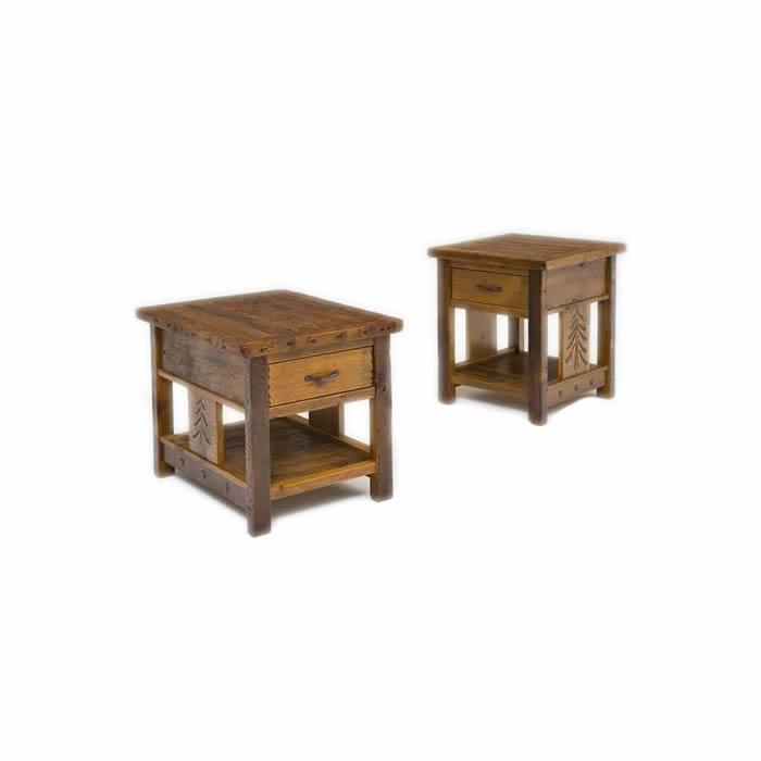 Meuble bois recycle meubles grange ou table en bois de for Meuble avec bois de grange