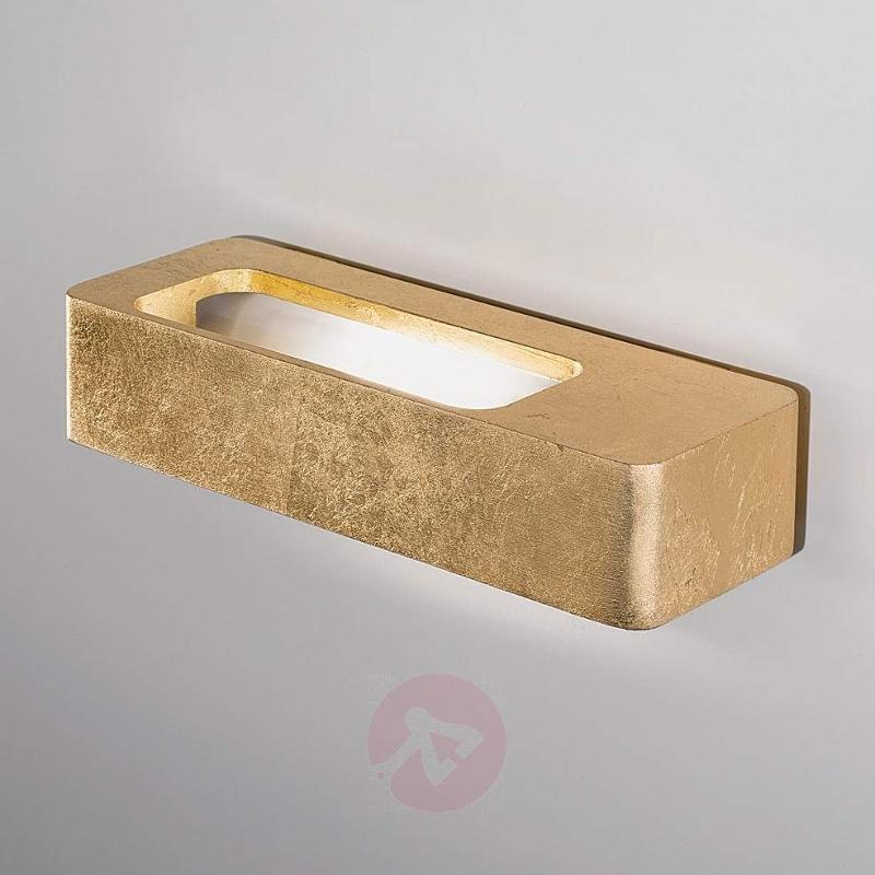 Exclusive LINGOTTO wall light gold - Wall Lights