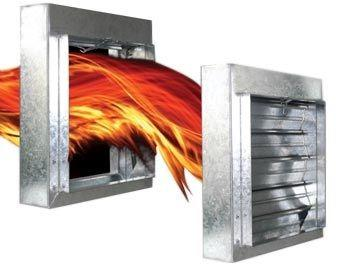 Fire & Smoke Damper Testing - HVAC Ducting Fire & Smoke Damper Safety Testing and Certification.