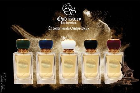 Collection Oud Story - Eau de Parfum 100 ml