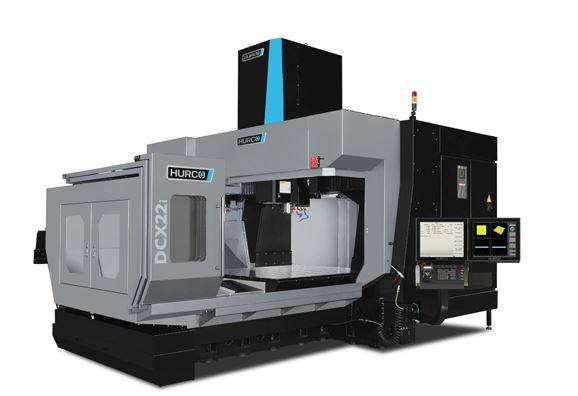 Double-Column-3-Axis-Machining-Center - DCX 22i SK50 - Premium components and expert design