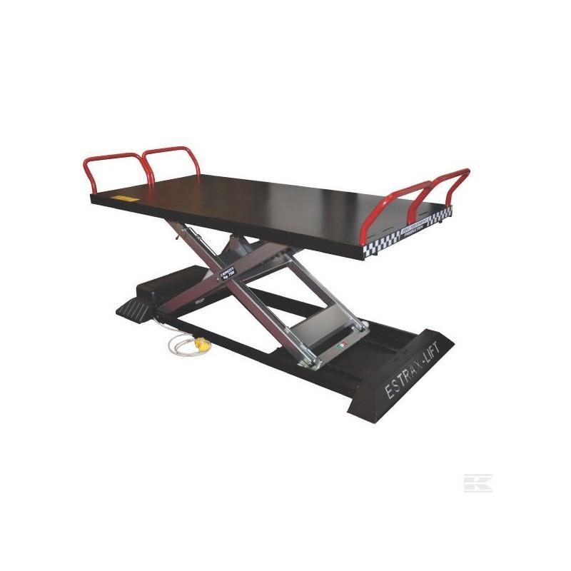 Estrax SL750B Table élévatrice 230V - Table élévatrice moto
