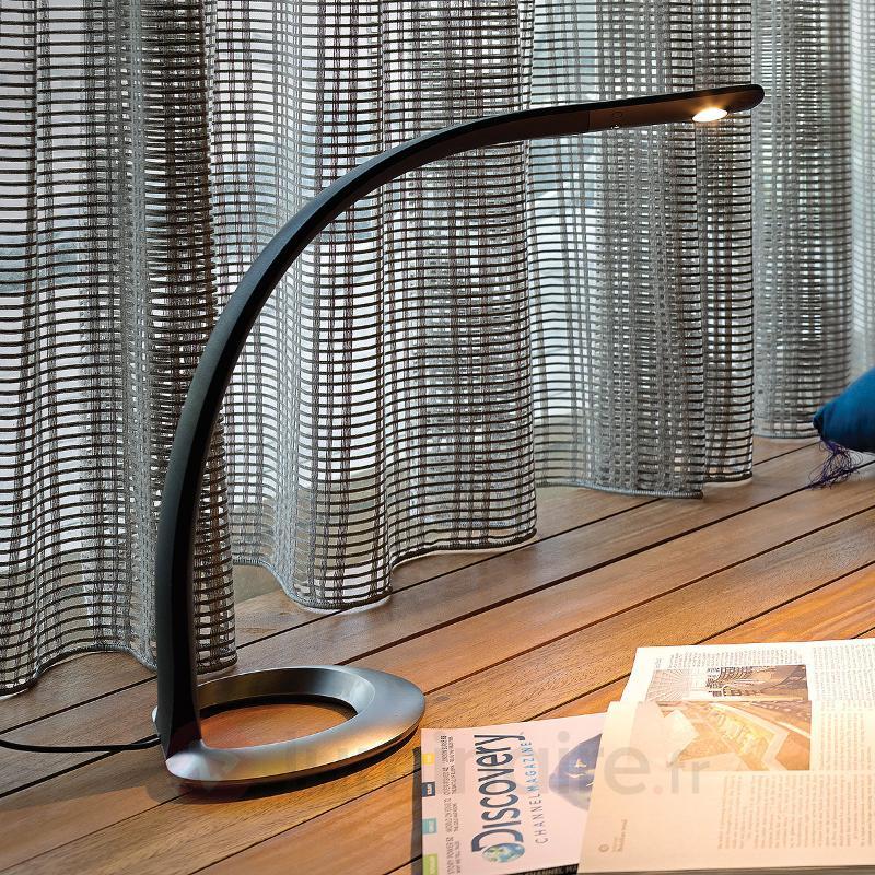 Lampe de table LED souple Hatha - Lampes à poser LED