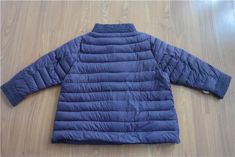 Women's quilting cotton coat - YH16-11-W