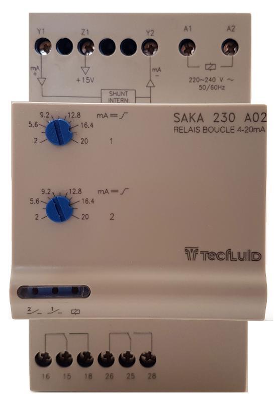 Capteur de Niveau Hydrostatique immergeable TPSM - null