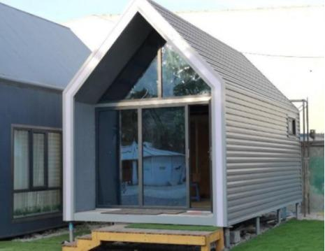 Small diffuse dwelling  Culture House -