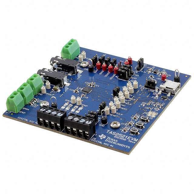 EVALUATION MODULE TAS2521 - Texas Instruments TAS2521EVM