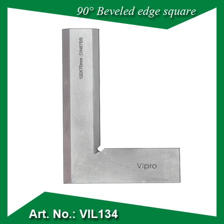 90° FlAT EDGE SQUARE - MEASURING INSTRUMENTS