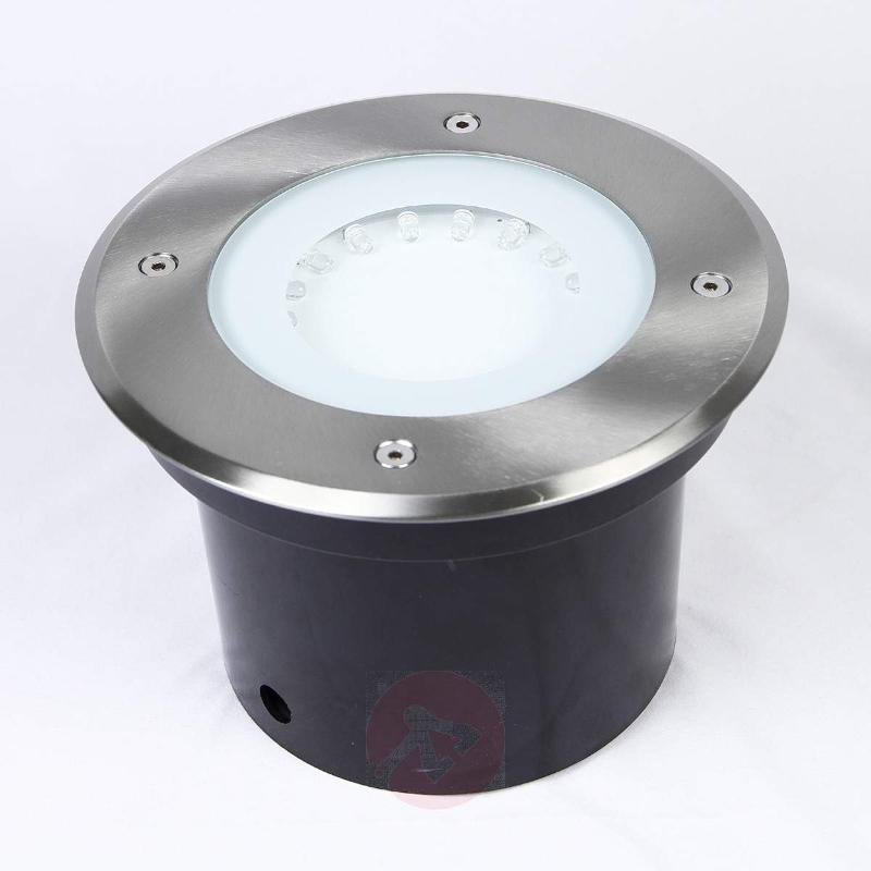 Robust LED recessed floor light NESO - Recessed Floor Lights