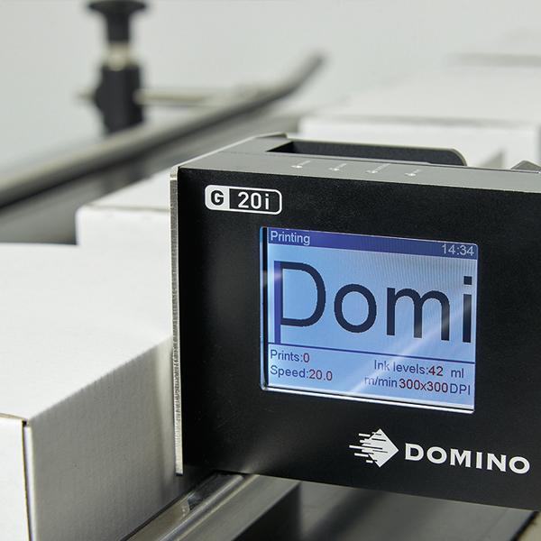 Marcatore A Getto Termico Di Inchiostro Domino G20i - null