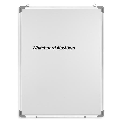 Whiteboard 60x80cm HOCHKANT - null