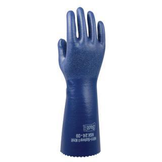 gants de protection risques chimiques NSK24 showa