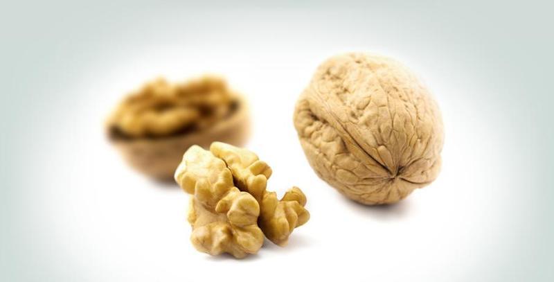 Nuts - Walnut: Traditionally tasty
