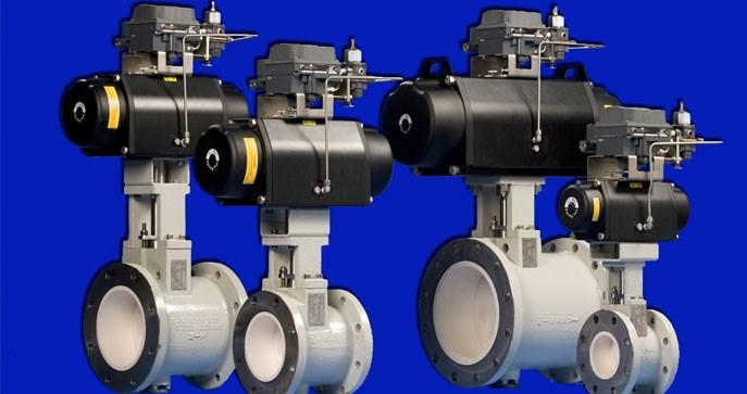 Z-Max Butterfly Valves - Zirconia Ceramic Components