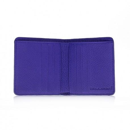 Aaron Man Wallet FLB Series - AW FLB11 Sax Blue