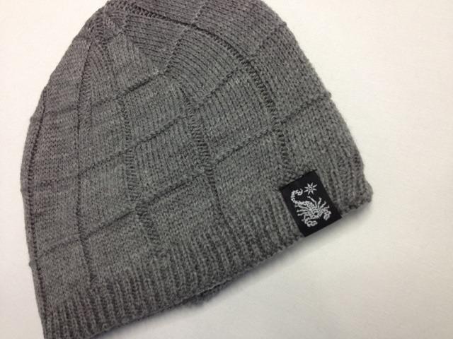 Cuffie in lana e acrilico personalizzate - Cuffie invernali in poliestere, lana e acrilico personalizzate
