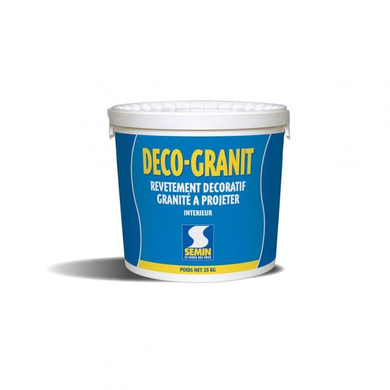 Enduit décoratif granité intérieur - DÉCO GRANIT ENDUIT DÉCORATIF