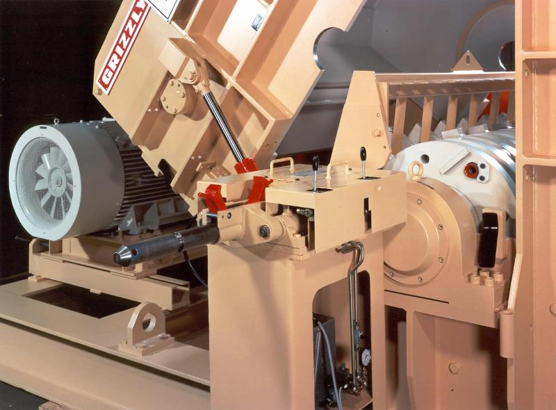 "Impact hammer mill - Type PHPH ""Grizzly"" - Energy Production"