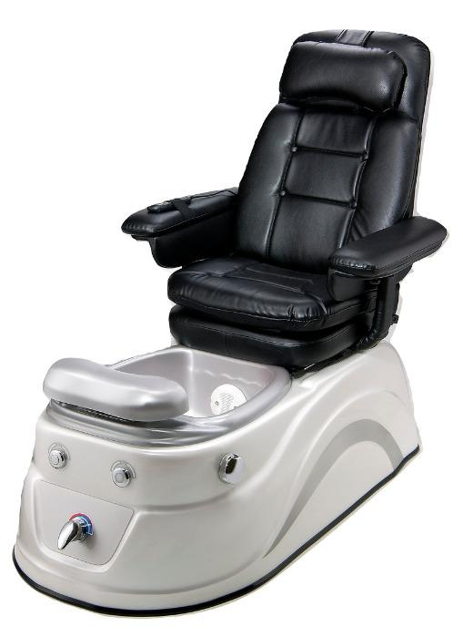 Anzio spa pedicure chair  - Combines 9121 base with 8168 chair