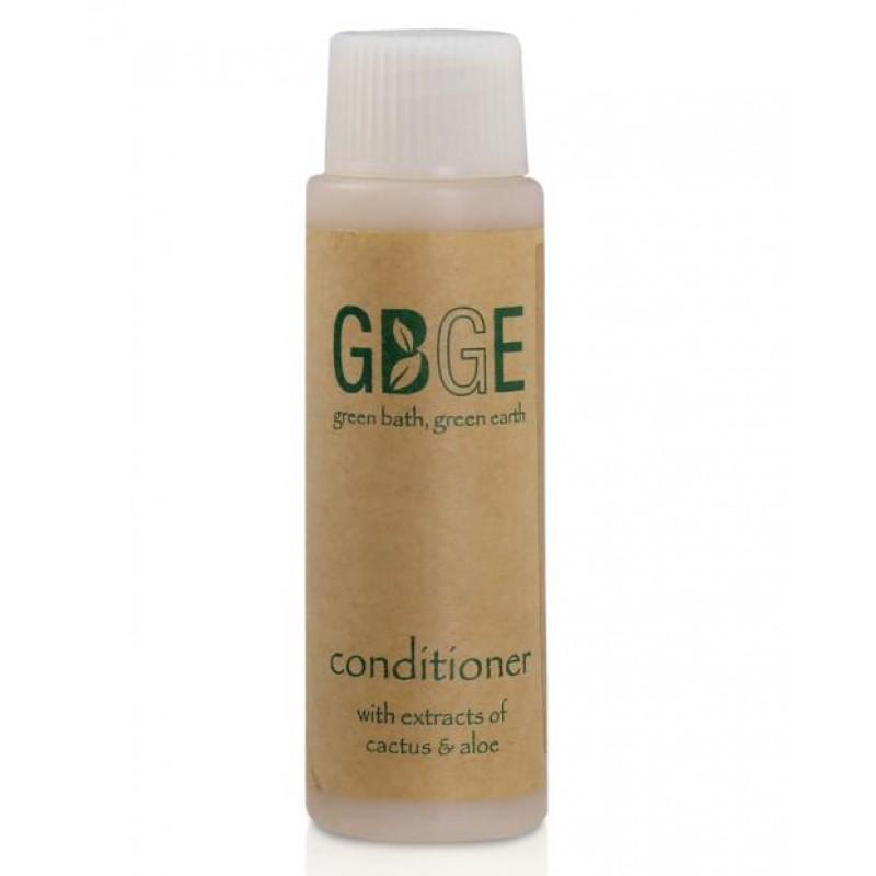 GBGE First Class ECO Collection 30ml Conditioner - Biodegradable packages and natural formula ideal for eco properties