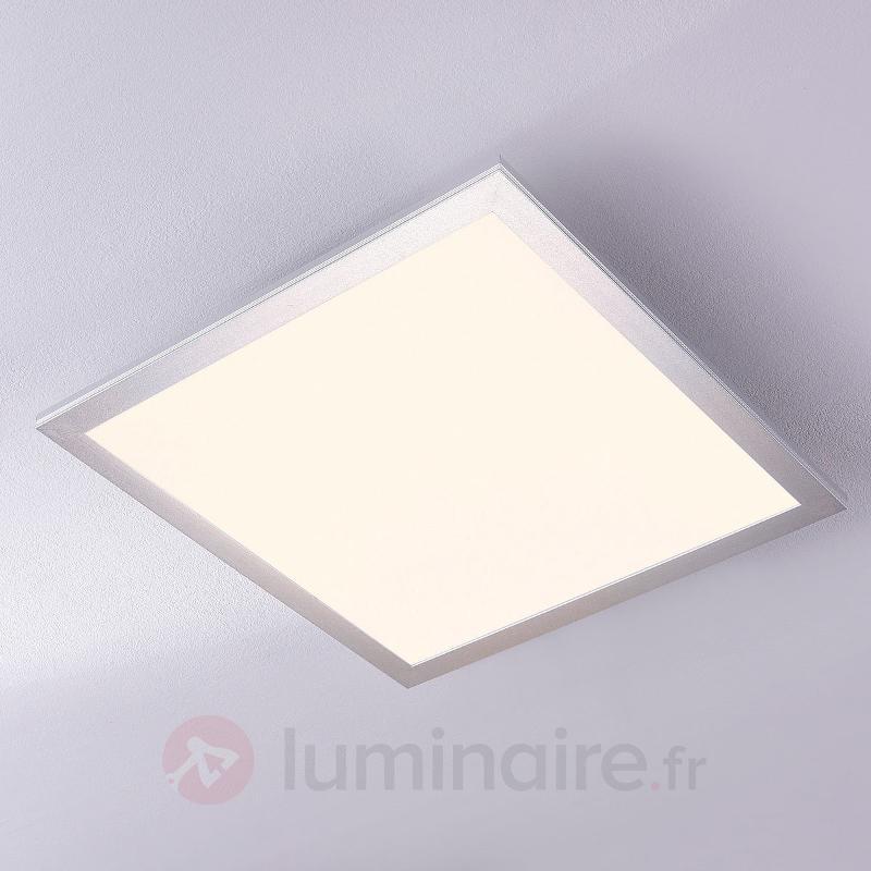 Plafonnier LED carré Liv, 28 W - Plafonniers LED