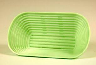 Gärkörbchen aus Kunststoff