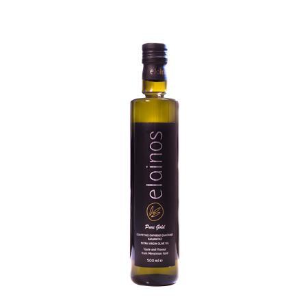Elainos Extra Virgin Olive Oil Kalamata 500 ml -