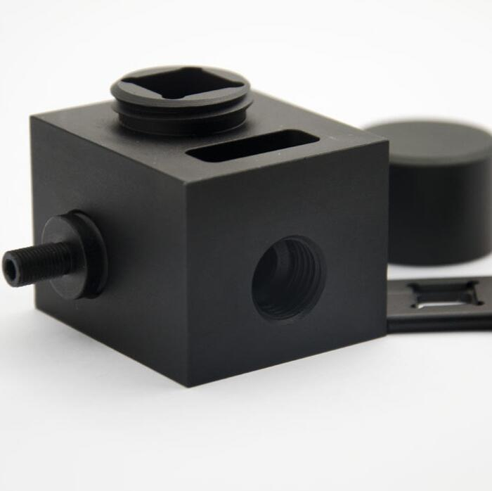 Aluminum Anodized CNC machining parts - Custom made Aluminum Anodized Precision CNC machining parts
