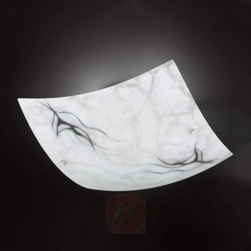 Marbled ceiling lamp Marble - Ceiling Lights