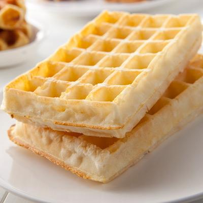 Belgian Waffles - Equipments for cookies and waffles industries